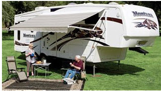 Shop Powered RV Awnings