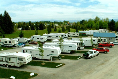 RV Parks Are Filling Up